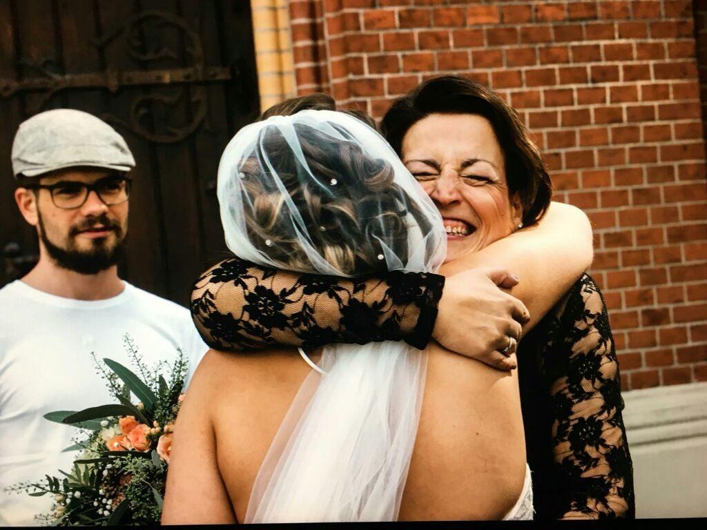 Hochzeit-Auftritt